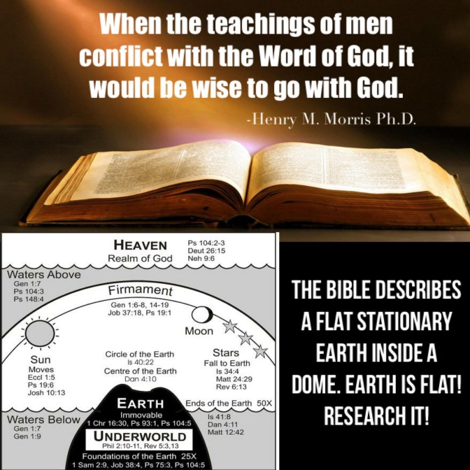 WAKE UP CHRISTIANS! Flat Earth is the Most Important Truth! A Pastor Tells Why
