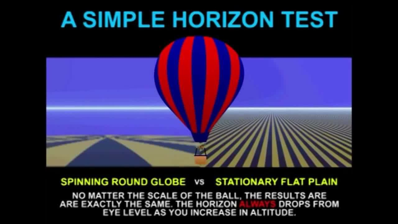 3) The Natural Physics Of Water Is To Find And Maintain Its Level If Earth  Were A Giant Spinning Sphere Tilting And Hurling Through Space Then Truly  Flat,