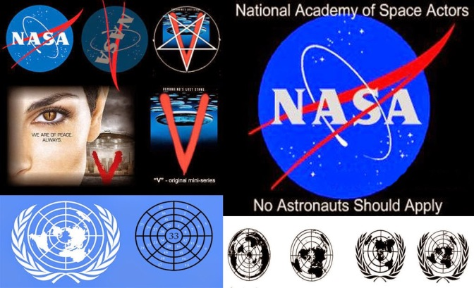 The Satanic Hidden Agenda of NASA and the True Flat Earth