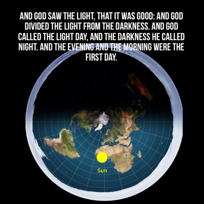 Video: Creation of Earth-Flat Earth Biblical Support