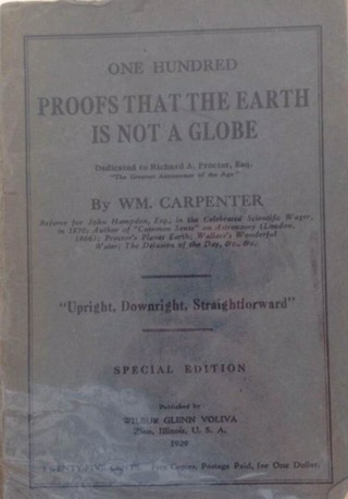 A Hundred Proofs the Earth is Not a Globe